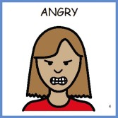 Angry Cartoon Woman Angry woman cartoon